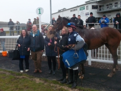 In winners enclosure