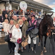 Paddy The Oscar presentation at Chepstow